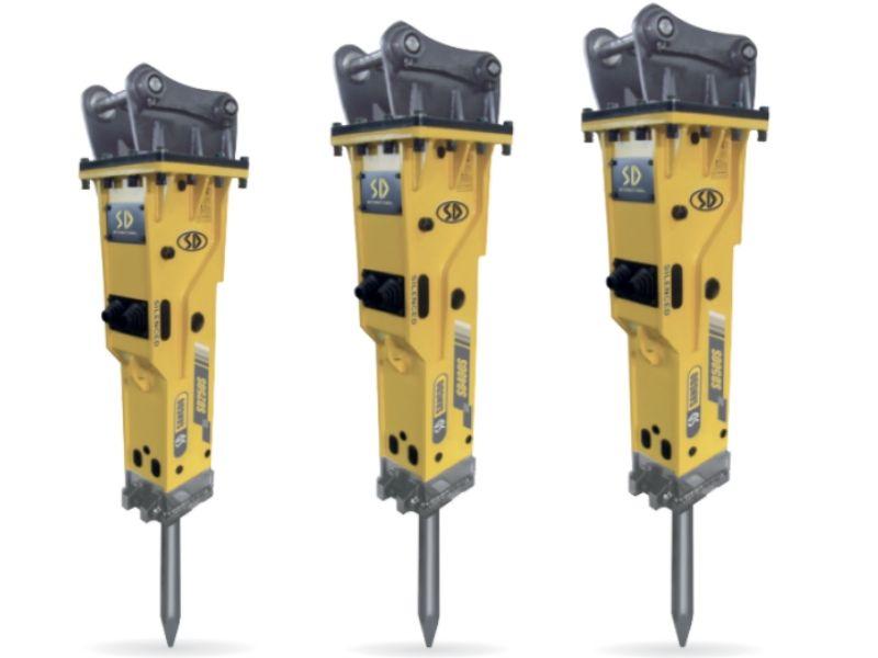 Hydraulic Breaker South Africa Malleo Equipment