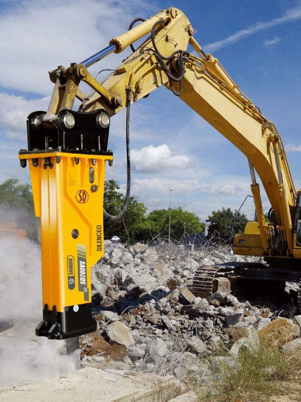 Hydraulic Breaker South Africa Malleo Equipment